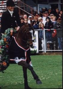 Wendela Jackamin Adelaide Winner 1999
