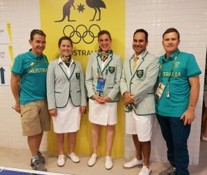 AIS Podium Group Rio 2016